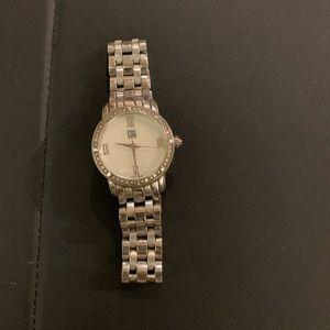 Esq women's watch stainless with diamonds
